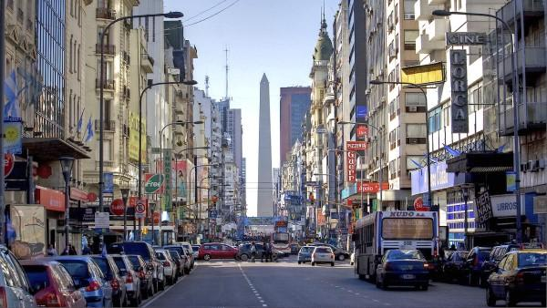 Argentinians' opinions about transport and access to work